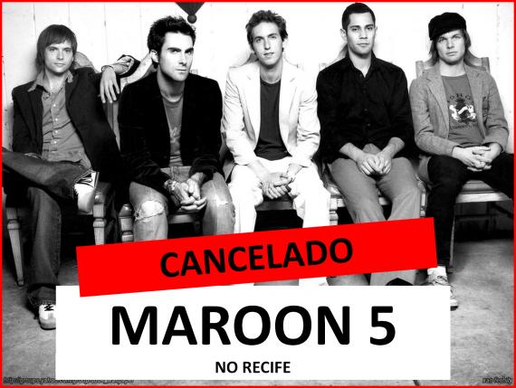 De ultimo minuto! Maroon 5 cancelan concierto en Guatemala