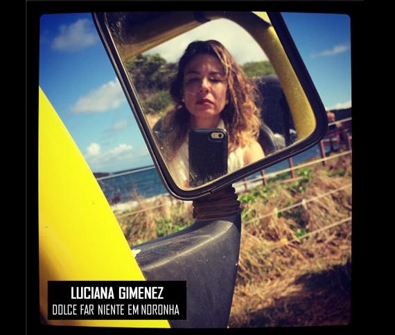 Quem curtiu temporada de  dolce far niente  em Fernando de Noronha foi a  apresentadora Luciana Gimenez. Ela passou quatro dias na ilha acompanhada  do marido ... 6af21604f24