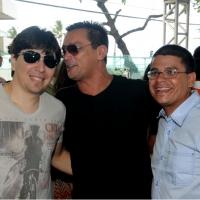 Joaldo Diniz, Laurindo Ferreira e Adriano Oliveira