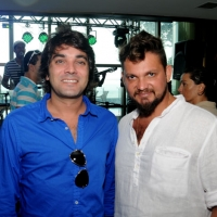 Garret Moura e Douglas Van Der Ley