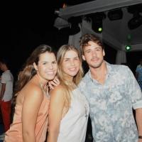 Carol Sá Leitão, Dani Ribeiro e Guilherme Menezes