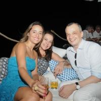Maria Mendonça, Isabela Coutinho e Carlos Trevi