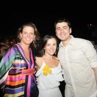 Renata Magalhães, Cecília Ramos e Giovani Oliveira