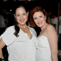 Luciana Ribeiro e Bianca de Vettori