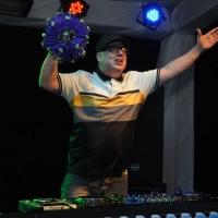 O DJ Zé Pedro